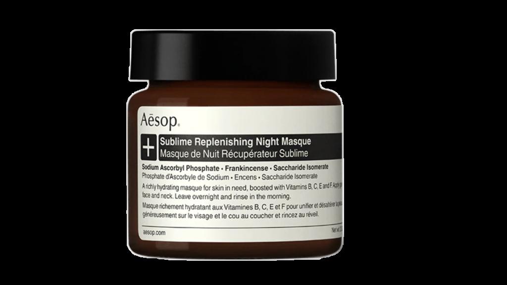 Aesop Sublime face mask for men