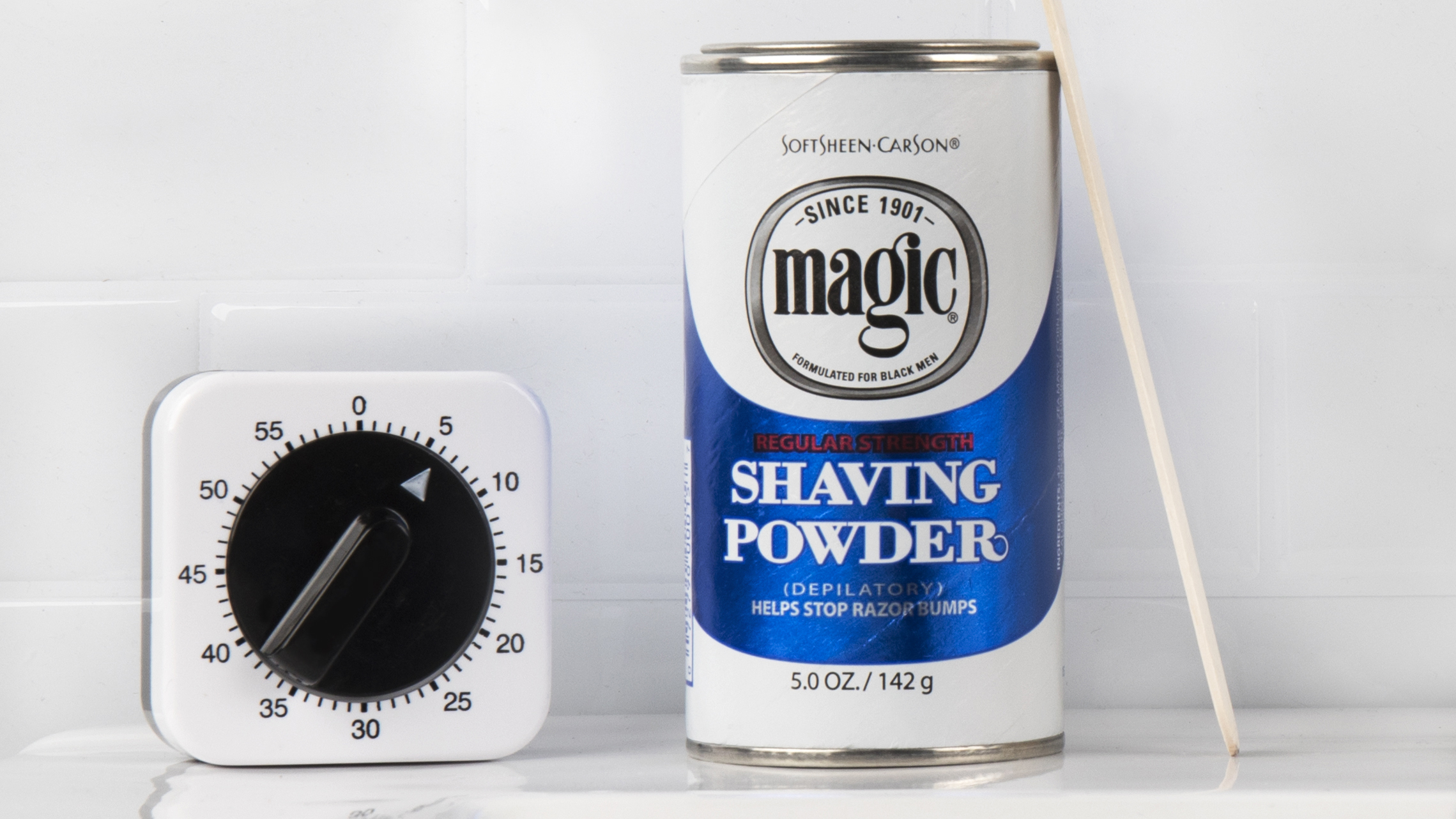 Magic Shaving Powder UK what is it how to open it mix it