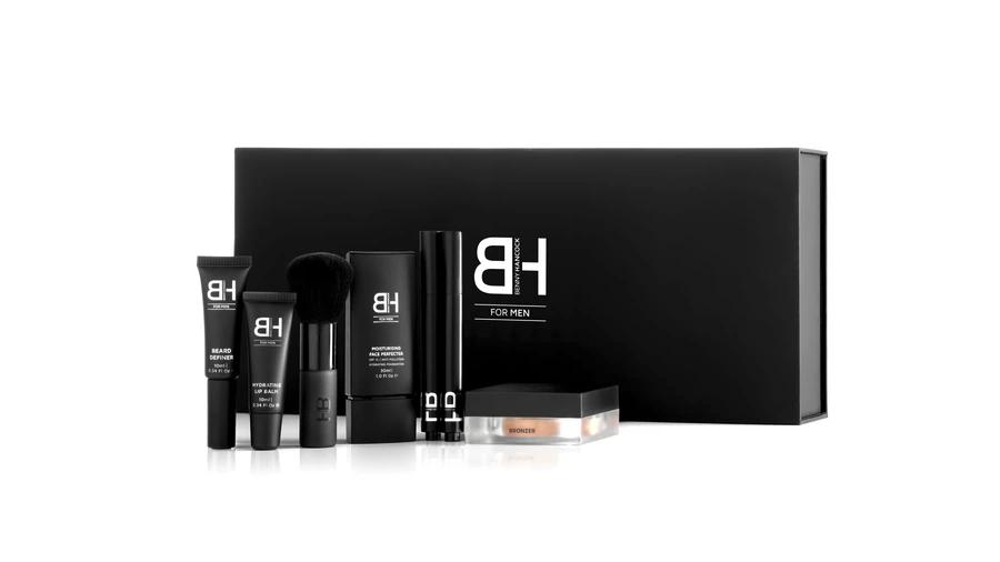 Benny Hancock makeup for men male grooming