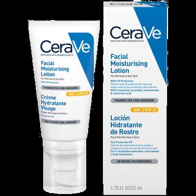 CeraVe AM Facial Moisturising Lotion