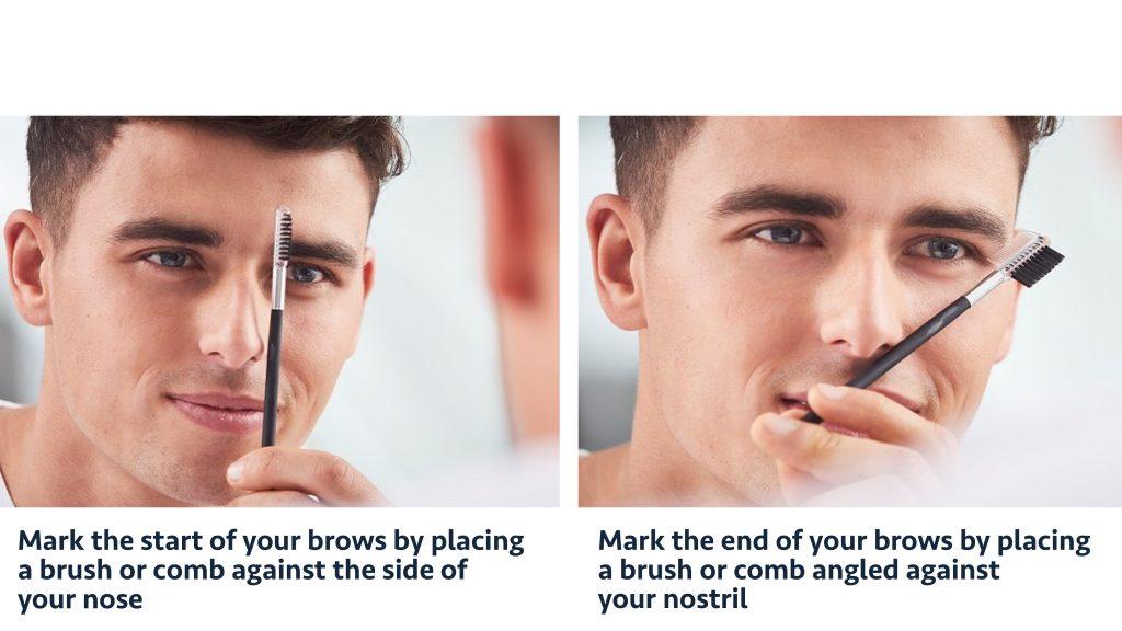 Mens eyebrows how to do eyebrows