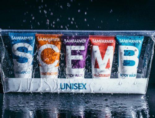 SAMFARMER Skincare Travel Set