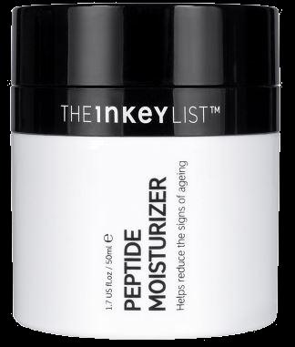 The Inkey List Peptide Moisturiser for men