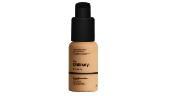 The Ordinary Serum foundation makeup for men