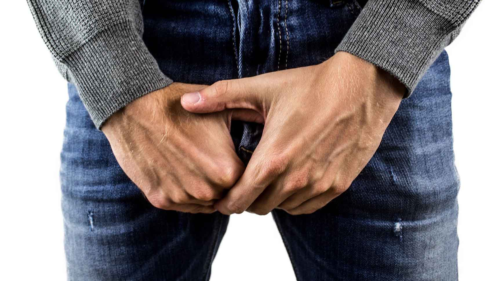 How to check your balls for signs of testicular cancer: Step-by-step guide helps you look for lumps