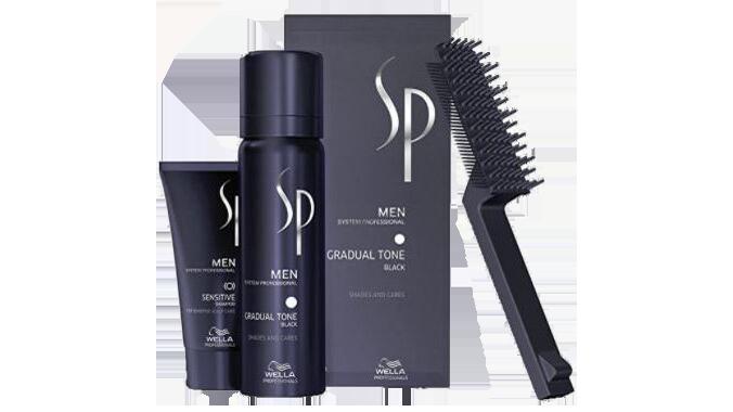 Wella Professional SP Men Natural Shade Gradual Tone