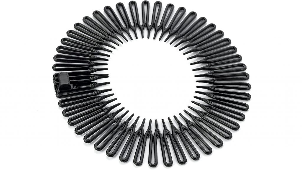 Jack Grealish circular tooth comb headband for men for sports and running