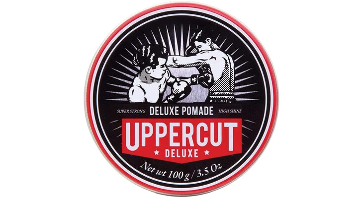 Uppercut Deluxe Pomade hair products for men