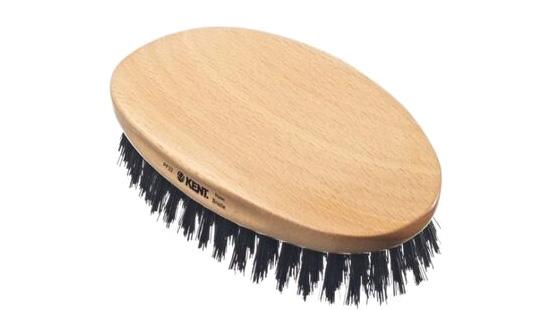 Best hair brush for men with short hair Mens Military Oval Hairbrush