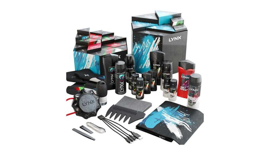 Lynx Advent Calendar for Men 2021 price whats inside