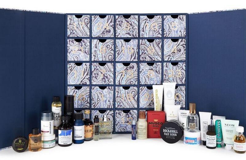 Liberty Mens advent calendar 2021 price whats inside