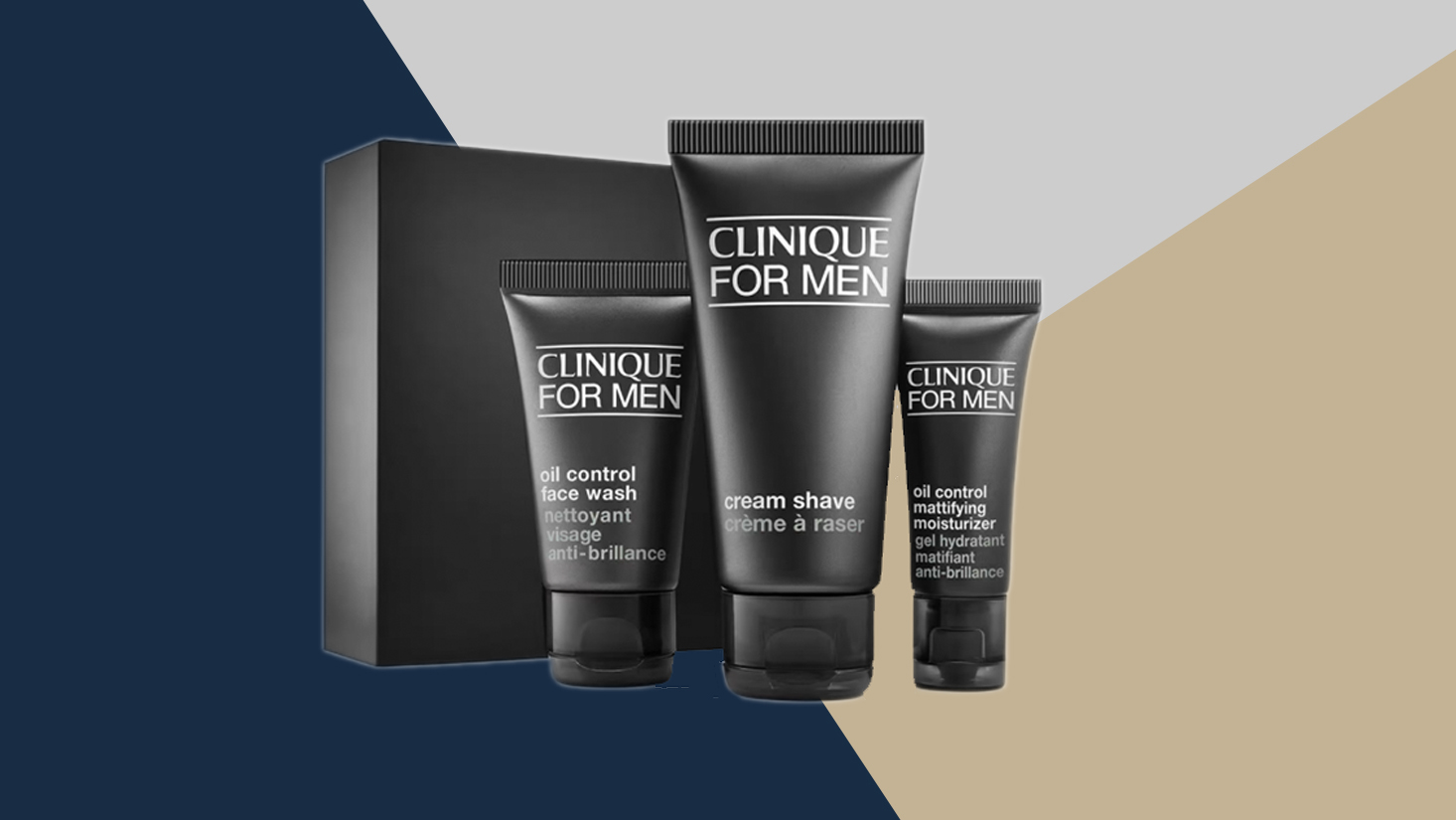 Best skincare sets for men to suit all budgets and skin types