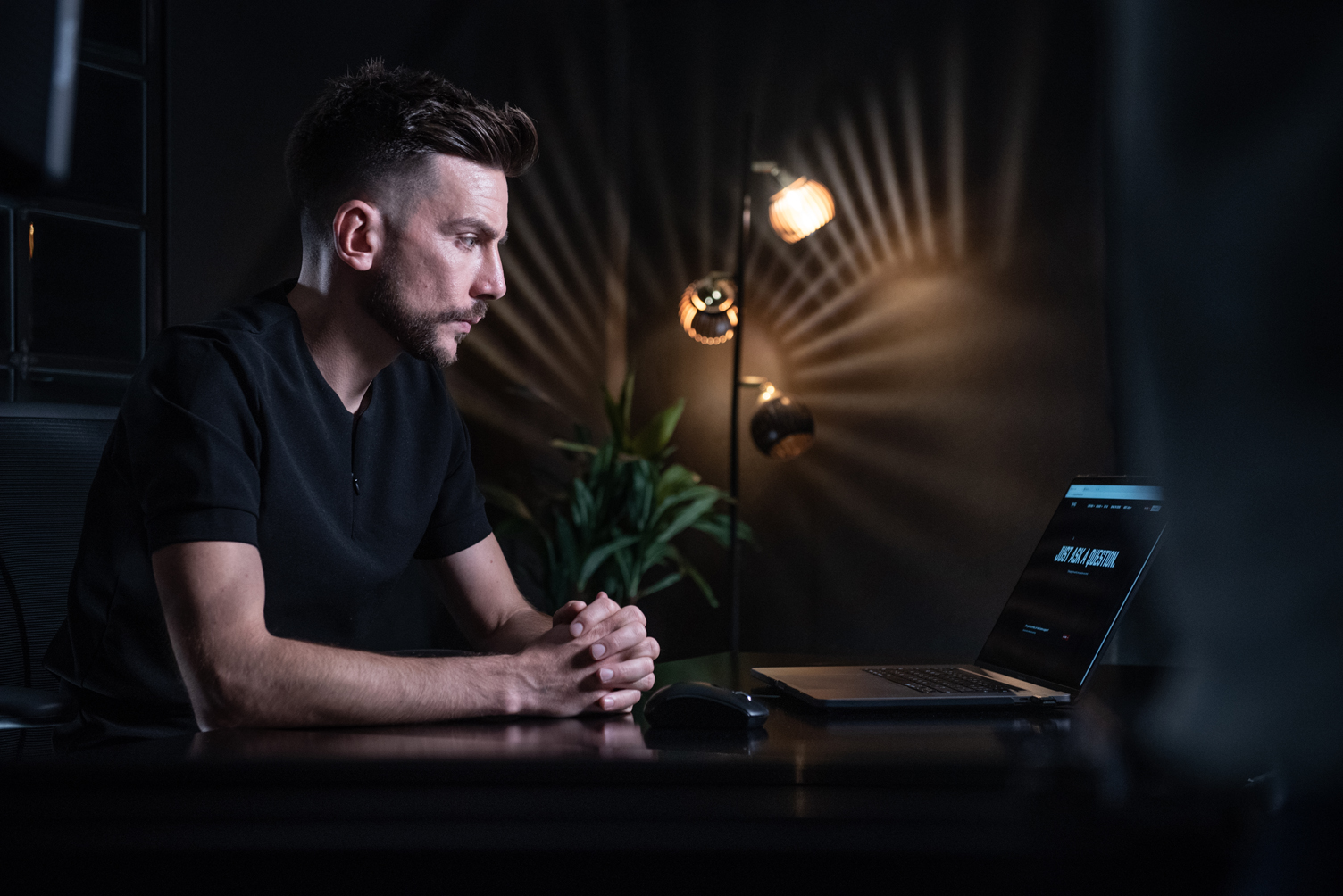 War Paint for Men founder launches JAAQ –an online platform offering advice from leading mental health experts
